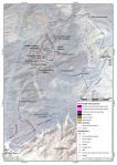 Mons Porphyrites ancient quarry landscape, Eastern Desert (EG)