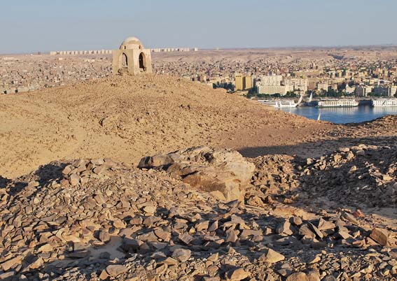 The little-known archaeology of Gharb Aswan, Upper Egypt