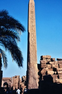 Obelisk of Thutmose I at Karnak