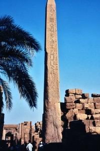 Obelisk of Thutmose I at Karnak