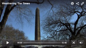 """""""Weathering The Times"""" - a video from New York Times on the decay of Cleopatra's Needle"""