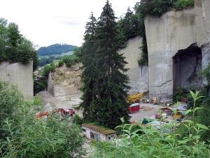 Quarry at Ostermundigenberg