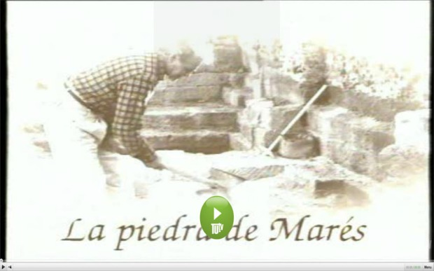 "Watch ""Piedra de Marés"". Click on the picture. If you have problems, please rather follow this link: http://www.tu.tv/videos/menorca-la-piedra-de-mares"