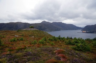 Norway: The west coast of the country is dotted with Bronze and Iron Age burial mounds. Here's a very impressive one from the westernmost part of the country, at Raudeberg in county Sogn og Fjordane. Photo: Per Storemyr.