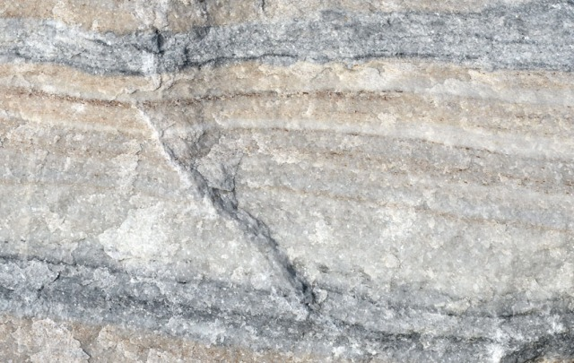This is the impure Gildeskål marble. Photo by Pr Storemyr