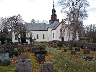 The current Borgund church. The core of the church is medieval. Photo by Per Storemyr